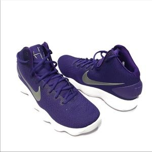 Nike Hyperdunk 2017 Court Purple Basketball Shoes
